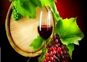 Struguri De Vin Rosii