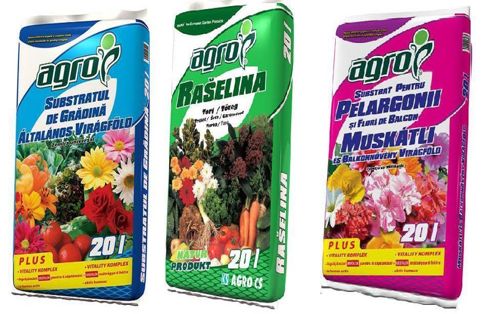 Substraturi de grădină