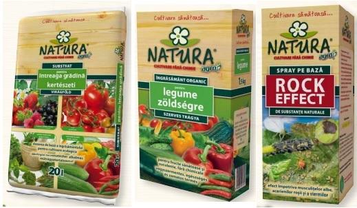 Ingrăşăminte organice pentru fructe și legume BIO