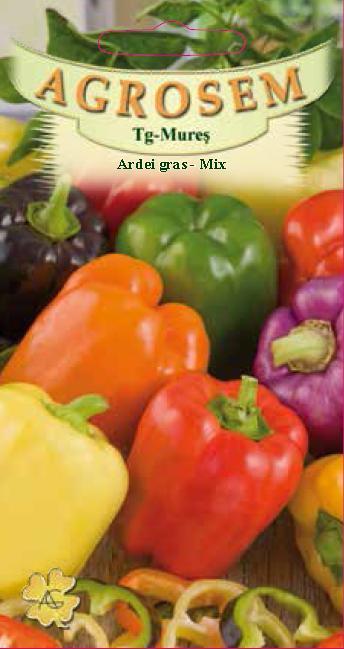Ardei gras - Mix