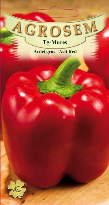 Ardei gras -  Asti Red