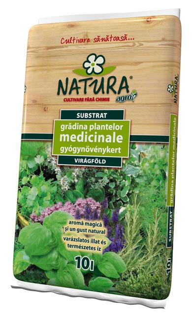 Substrat plante medicinale