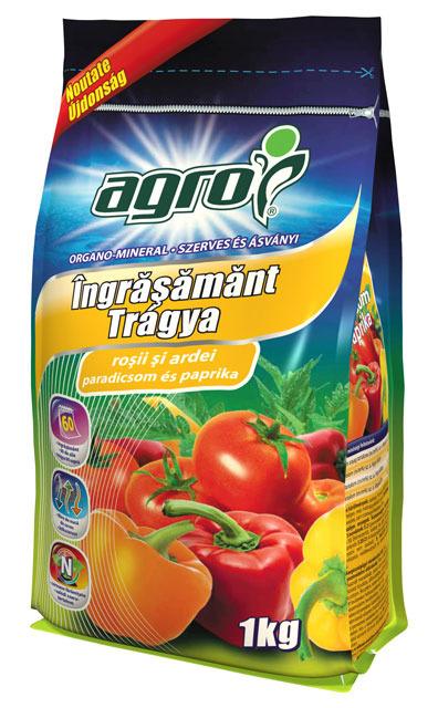 Ingrăşământ pentru roşii şi ardei 1 kg