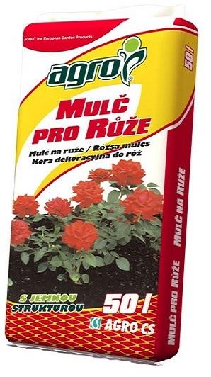 mulch trandafiri 50 L