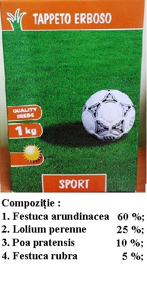 Gazon Sport - 1Kg