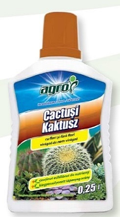 Ingrășământ  Cactus 0,25 L