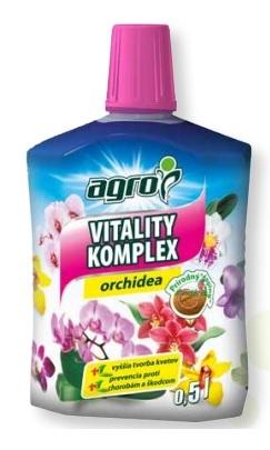 Îngrășământ vitality Orhidee