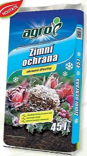 protecție de iarnă pentru plantele ornamentale