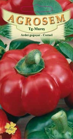 Ardei gogoşar-Cornel