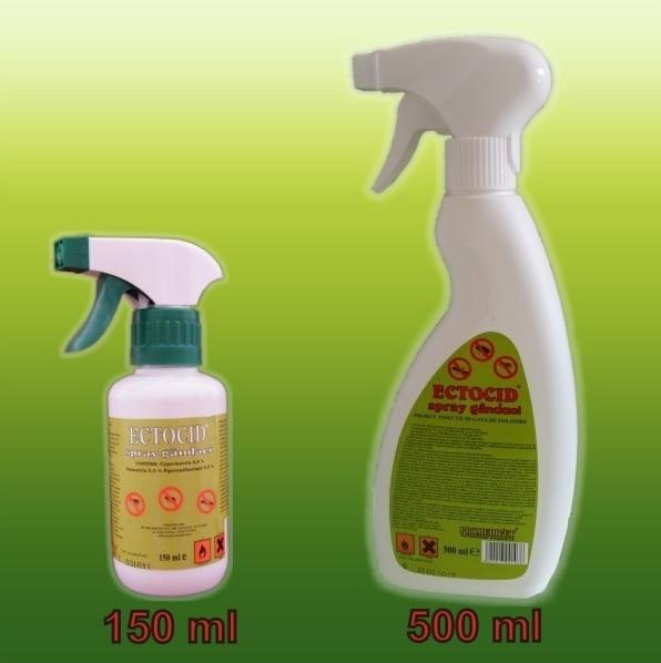 Ectocid spray gandaci
