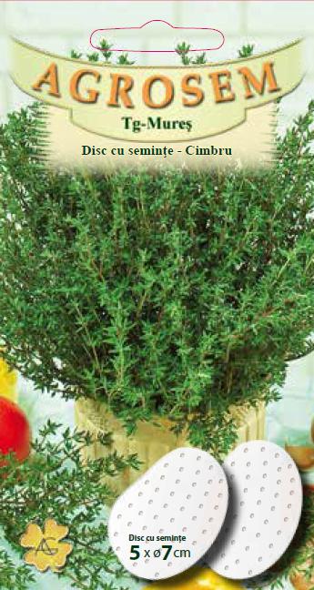 Disc cu seminţe-Cimbru