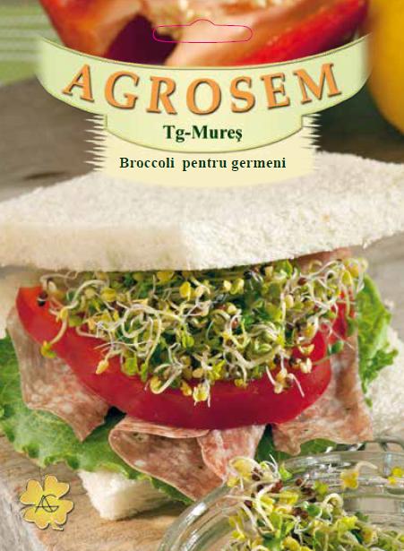 Broccoli pentru germeni