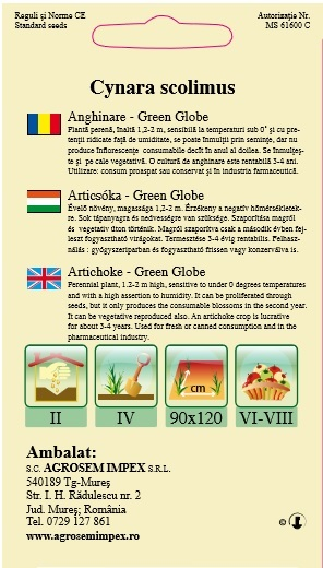 Anghinare-Green Globe
