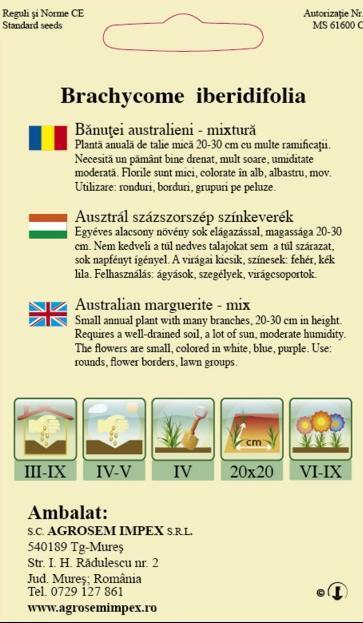 Bănuței australieni