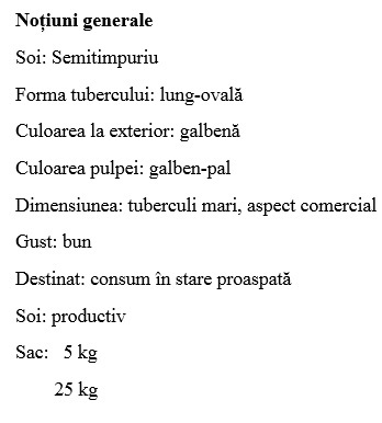 Soiul - Picobello ( semitimpuriu )